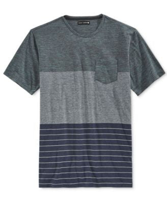 Ocean Current Men's Tyrelle Pieced Colorblocked Pocket T-Shirt