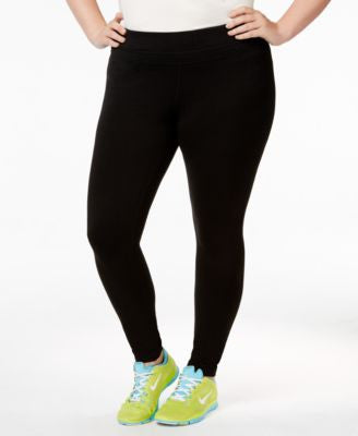 Ideology Plus Size Stretch Full-length Legging