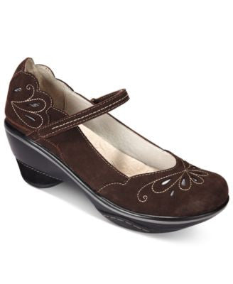 Jambu Women's Bombay Mary Jane Pumps