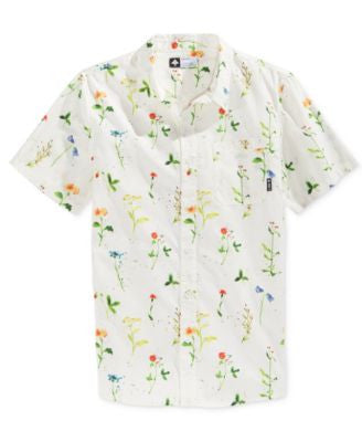 LRG Men's Short-Sleeve Grown Not Made Shirt