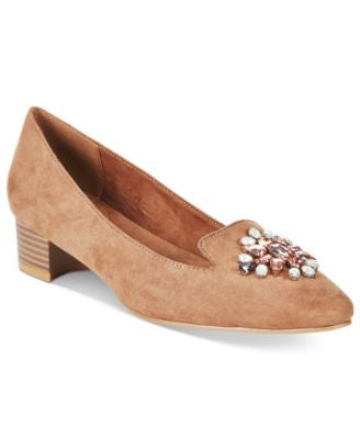 Ann Marino by Bettye Muller Make A Date Pointed-Toe Flats
