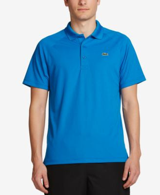 Lacoste Men's Solid Performance Polo