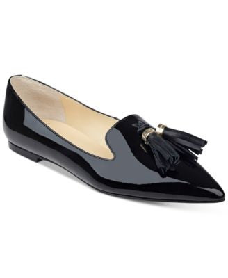 Ivanka Trump Lama Smoking Flats