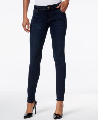 Kut from the Kloth Mia Approve Wash Skinny Jeans
