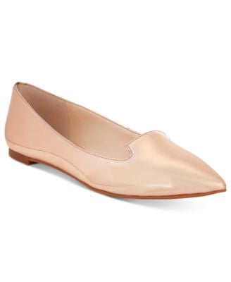 INC International Concepts Women's Aadi Pointed-Toe Flats, Only at Vogily