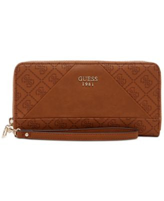 GUESS Cammie Large Zip Around Wallet