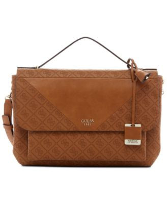GUESS Cammie Top Handle Flap Crossbody