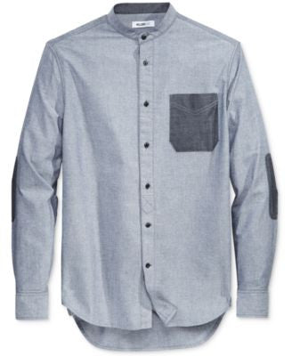 WILLIAM RAST Men's Long-Sleeve Wyatt Shirt