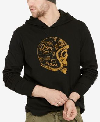 Denim & Supply Ralph Lauren Men's Graphic-Print Hoodie