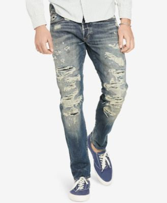 Denim & Supply Ralph Lauren Men's Barrett Twill Jeans