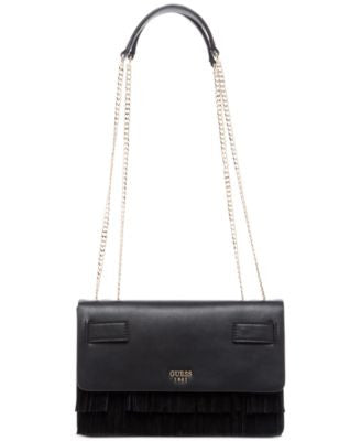 GUESS Cate Convertible Flap Crossbody