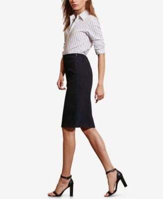 Lauren Ralph Lauren Stretch Pencil Skirt