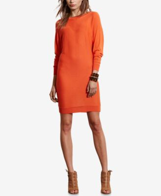 Lauren Ralph Lauren Dolman-Sleeve Dress