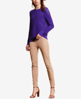 Lauren Ralph Lauren Open-Knit Sweater