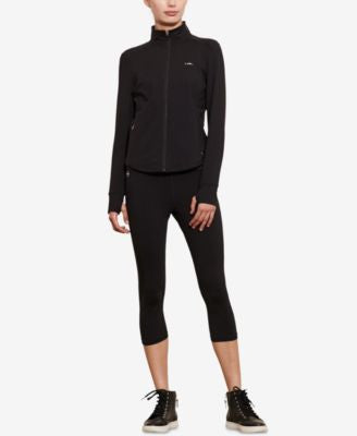 Lauren Ralph Lauren Jersey Full-Zip Jacket