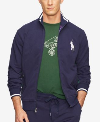 Polo Ralph Lauren Men's Wimbledon Ball Boy Track Jacket