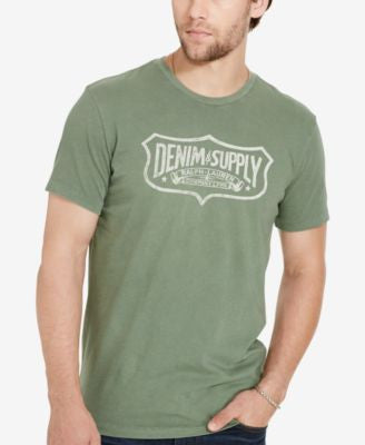 Denim & Supply Ralph Lauren Men's Graphic-Print T-Shirt