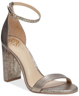 Vince Camuto Mairana High-Heel Strappy Sandals