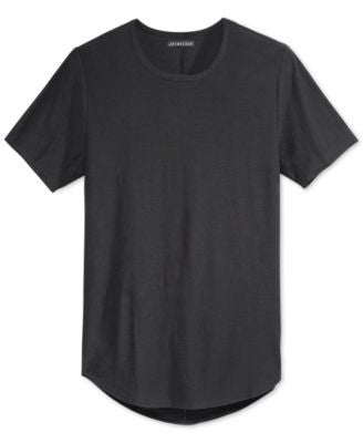 Jaywalker Men's Slub Curved Hem Tall T-Shirt