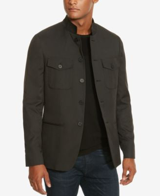 Kenneth Cole New York Men's Five-Pocket Blazer