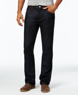 Tommy Hilfiger Men's Boot-Cut Jeans