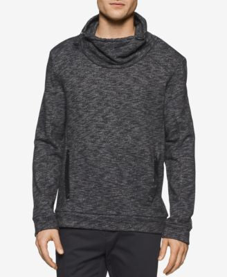 Calvin Klein Men's Funnel Neck Shirt