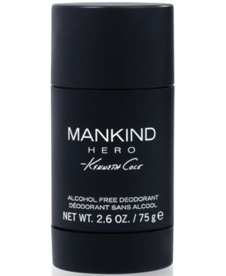 Kenneth Cole Mankind Hero Deoderant, 2.6 oz