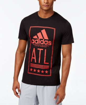adidas Men's Atlanta Graphic T-Shirt