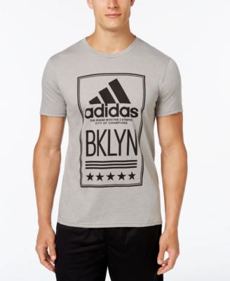 adidas Men's Brooklyn Graphic T-Shirt