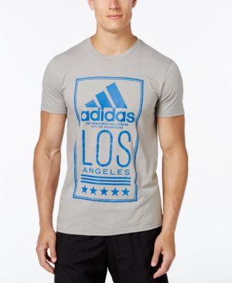 adidas Men's LA Graphic T-Shirt
