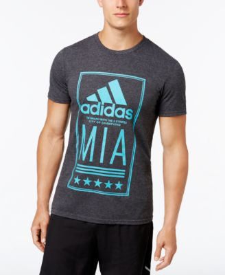 adidas Men's Miami Graphic T-Shirt