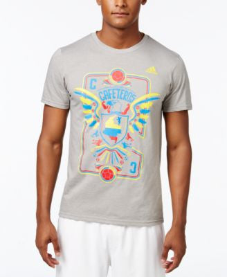 adidas Men's Colombia Graphic T-Shirt