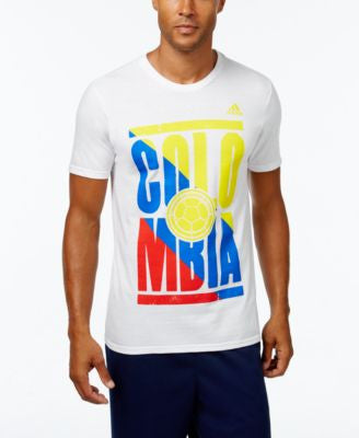 adidas Men's Columbia Graphic T-Shirt