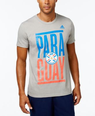 adidas Men's Paraguay Graphic T-Shirt