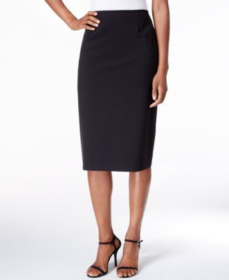 Tahari ASL Bi-Stretch Pencil Skirt