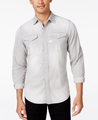 GStar Men's Tacoma Long-Sleeve Shirt