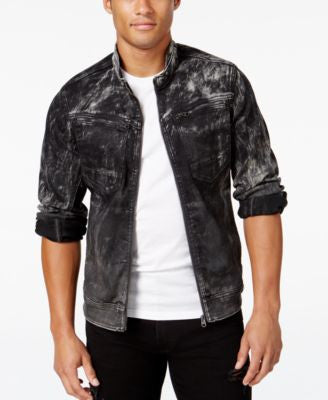GStar Men's Arc Deconstructed Denim Jacket