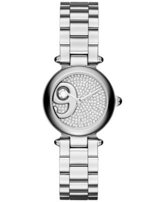 Marc Jacobs Women's Dotty Stainless Steel Bracelet Watch 25mm MJ3499