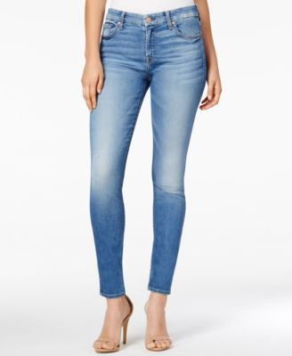 7 For All Mankind The Skinny Light Laurel Wash Jeans
