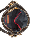 Tommy Hilfiger Isabella Quilted Nylon Flat Crossbody