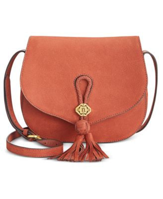 Nanette Lepore Santa Ana Saddle Flap Crossbody