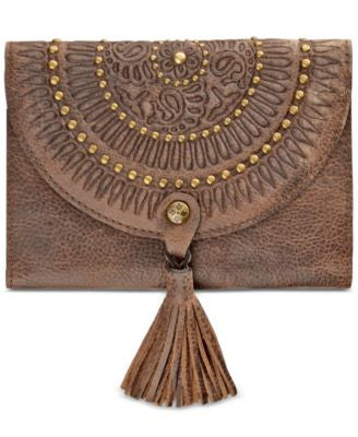 Patricia Nash Distressed Vintage Colli Wallet