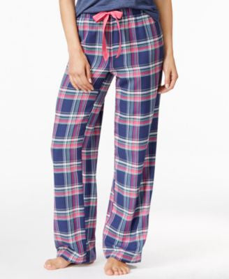 Jenni by Jennifer Moore Plaid Pajama Pants, Only at Vogily
