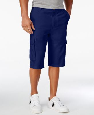 Sean John Men's Lamb Cargo Shorts