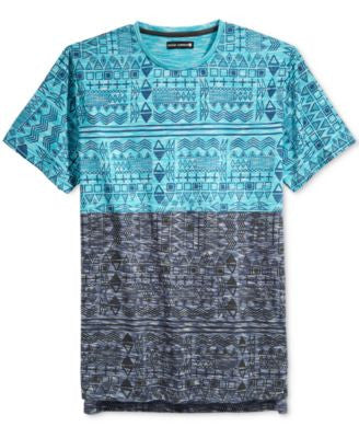 Ocean Current Men's Moro Colorblocked Graphic-Print T-Shirt