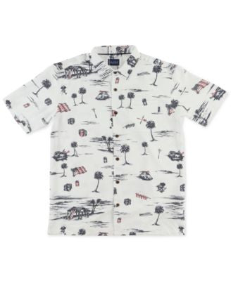 Jack O'Neill Men's Independence Short-Sleeve Shirt
