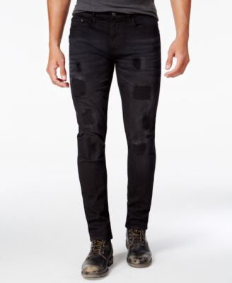 Ring of Fire Men's Slim-Fit Winston Wash Jeans