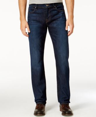 7 For All Mankind Men's Standard-Fit Manchester Fields Jeans