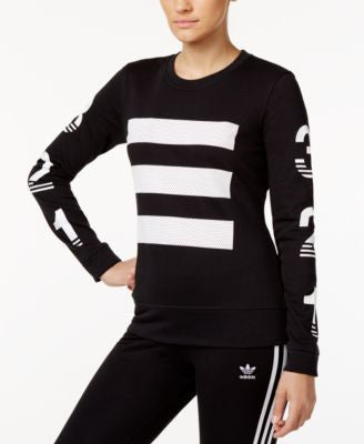 adidas Countdown Long Sleeve Graphic Top