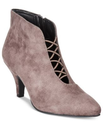 Rialto Maxine Pointed-Toe Booties